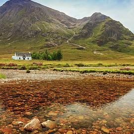 Colin Bamford - Altnafeadh Cottage