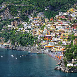 Amalfi, Italy by Richard Krebs