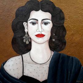 Amalia Rodrigues, the voice of fado  by Madalena Lobao-Tello