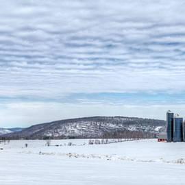 Amenia Winter by Bill Wakeley