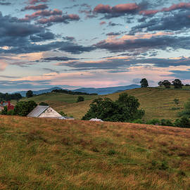 America - Hills Of Virginia 001 by Lance Vaughn