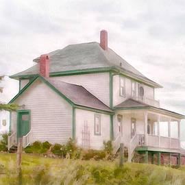 Sergey Lukashin - American farmhouse
