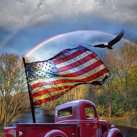 American Freedom by Debra and Dave Vanderlaan