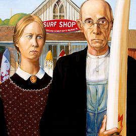 Dominique Amendola - American Gothic - Amadeus series