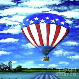 American High by Ricky Baker