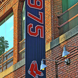 Allen Beatty - American League Championship Banner # 1 - Fenway Park