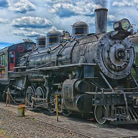 Mike Martin - American Locomotive Works 40