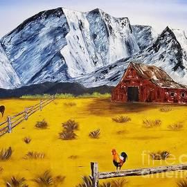 Bev Conover - Americana - Plains of Colorado