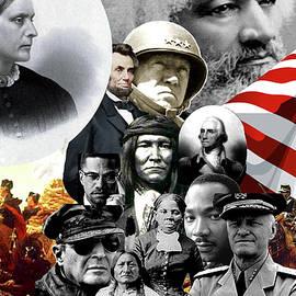 America's Brave by Art By ONYX