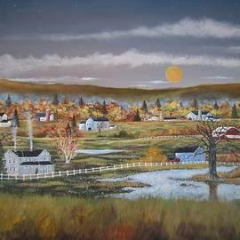 Amish Moon by Brian Mickey