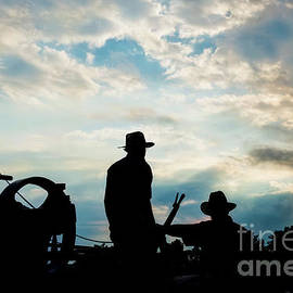 David Arment - Amish Silhouette