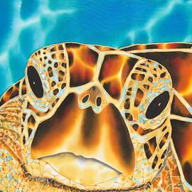 Daniel Jean-Baptiste - Amitie Sea Turtle