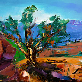 Elise Palmigiani - Among the Red Rocks - Sedona