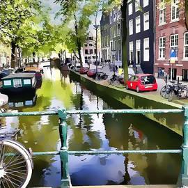 Judy Palkimas - Amsterdam Canal