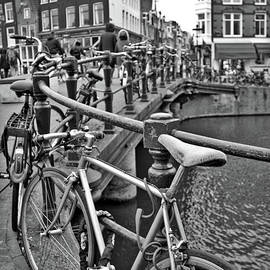 Carol Groenen - Amsterdam Perspective in Black and White