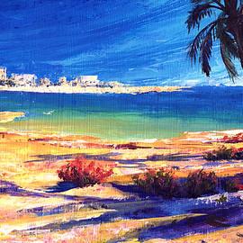 Amwaj Islands 1 by Amani Al Hajeri