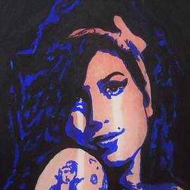 Amy Winehouse by Maria Masella