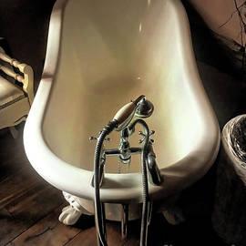 An antique bath - Tom Gowanlock