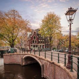 Kaan Sensoy - An Autumn evening on Amsterdam