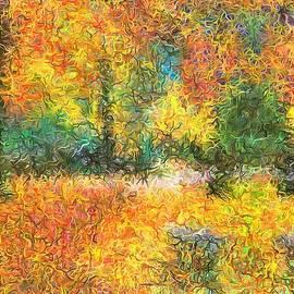 Mario Carini - An Autumn in the Park