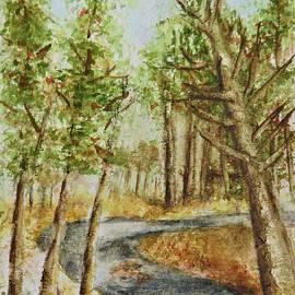 Laurie Morgan - An Autumn Stroll