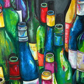 An Evening With Friends by Patti Schermerhorn