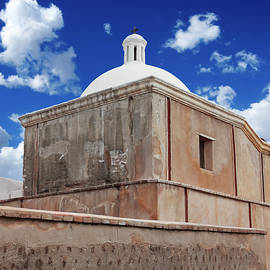 An Old Mission, Tumacacori National Historical Park by Derrick Neill