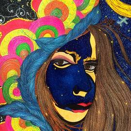 Tejsweena Renu Krishan - An Old Soul.