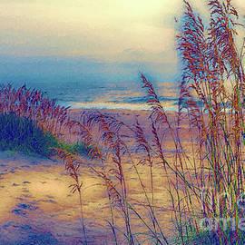 An Outer Banks Beach AP by Dan Carmichael