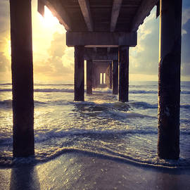Kathryn Stivers - Anastasia Island Pier, Florida