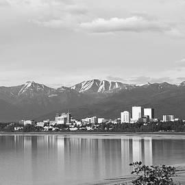 Sierra Vance - Anchorage Black and White