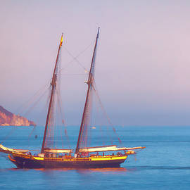 Claude LeTien - Anchored On Avalon Bay