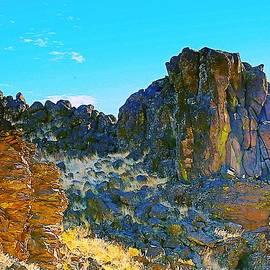 Steve Warnstaff - Ancient Oregon Landscapes