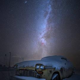 Ancient Uber  - Aaron J Groen