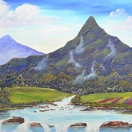 And the Mountains Echoed by Deepa Sahoo