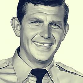 John Springfield - Andy Griffith, Vintage Actor