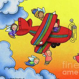 Angel Flight by Sarah Batalka