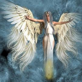 Ali Oppy - Angel lights the way
