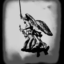 Angel of Gettysburg by Bill Cannon