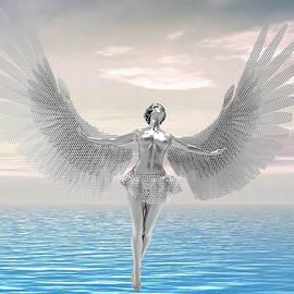 Quim Abella - Angel of the future