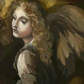 Carrie Joy Byrnes - Angel on the Rocks