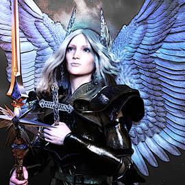 Suzanne Silvir - Angel Poster