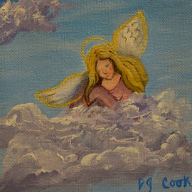 Donna Cook - Angel Watching Over You