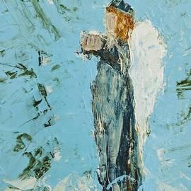 Angel for hospitality by Jennifer Nease