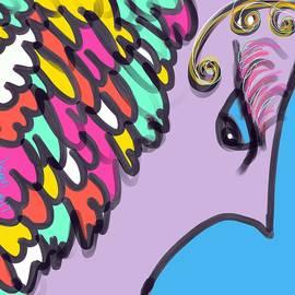 Angelic Observer by Jason Nicholas