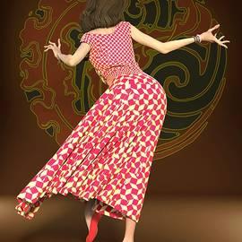Joaquin Abella - Angelica dancing cha cha cha
