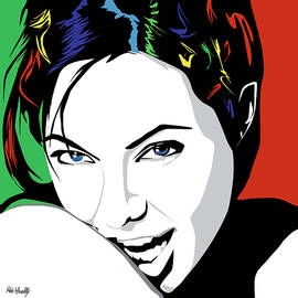 Angelina Jolie by Roby Marelly