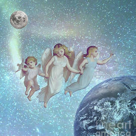 KaFra Art - Angels Above