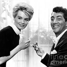 The Titanic Project - Angie Dickinson And Dean Martin From The Movie Ocean