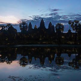 Stephen Stookey - Angkor Sunrise Impression